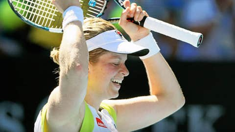 Clijsters says goodbye