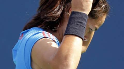 Day 1: Racquet head