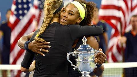 No. 15: 2012 US Open