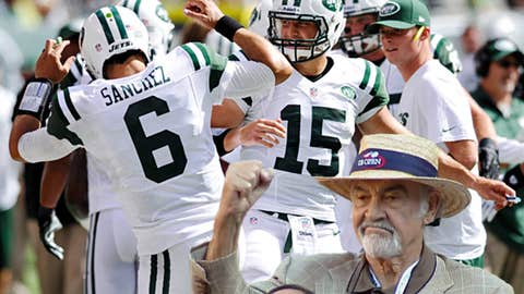 Jets win season opener
