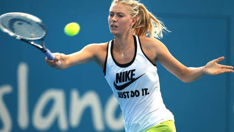 Does Sharapova have a chance to win?