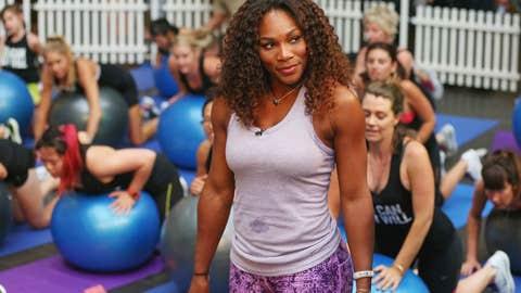 Can anyone stop Serena?