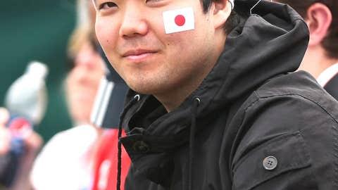 Japanese Headband Guy