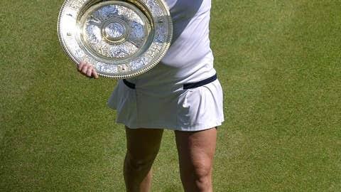 Meet your new Grand Slam winner