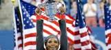 Serena Williams' Grand Slam wins