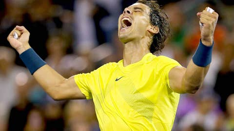 2013: Montreal semifinal (Nadal wins 6-4, 3-6, 7-6(2))