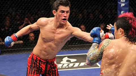 Dominick Cruz, UFC bantamweight champion (19-1, 2-0 UFC)