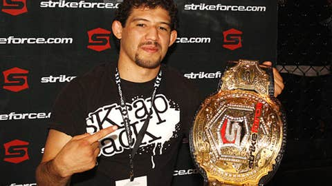 Strikeforce joins the UFC family