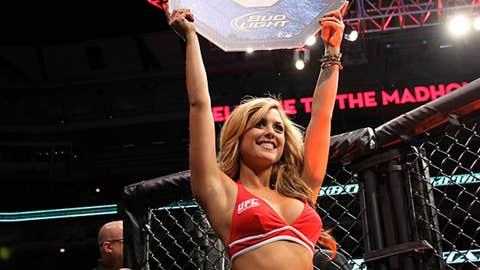 UFC Octagon Girl Brittney Palmer