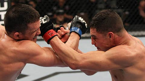 Jake Ellenberger, Diego Sanchez