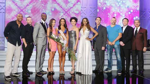 Terrell Owens, Chuck Liddell and more at 17th Annual Hooters International Swimsuit Pageant