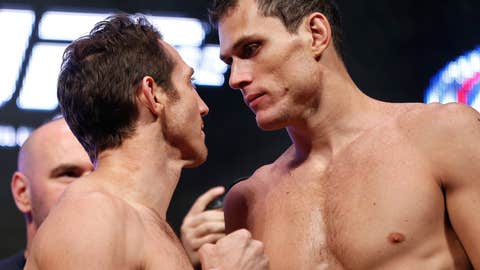 Strikeforce alums Tim Kennedy and Roger Gracie