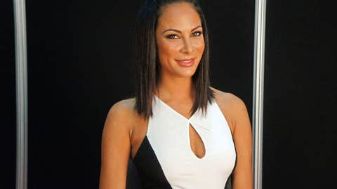 The lovely Kenda Perez