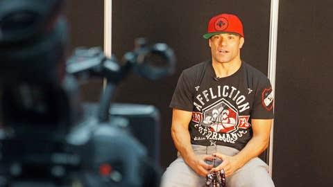 UFC lightweight Josh Thomson