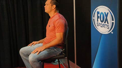 The legendary Rich Franklin