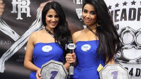 The FOX Sports 1 girls