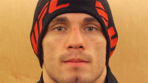 Jake Ellenberger: up close and personal