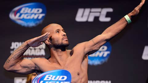 "Demetrious ""Mighty Mouse"" Johnson"