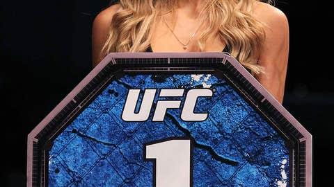 UFC Octagon Girl Chrissy Blair