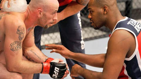TUF alum Bubba McDaniel learning from the best
