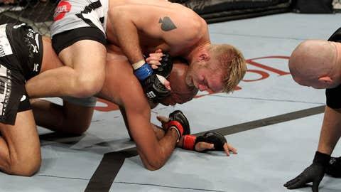 UFC 120: Diabate v Gustafsson