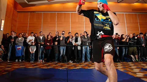 UFC on FOX Open Workouts