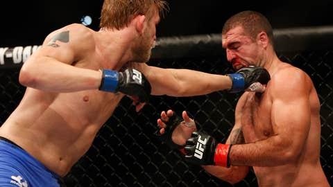 UFC on FOX: Shogun v Gustafsson