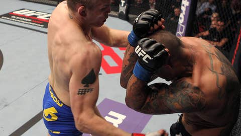 UFC On Fuel TV: Gustafsson v Silva