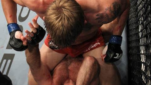 UFC 133: Hamill v Gustafsson