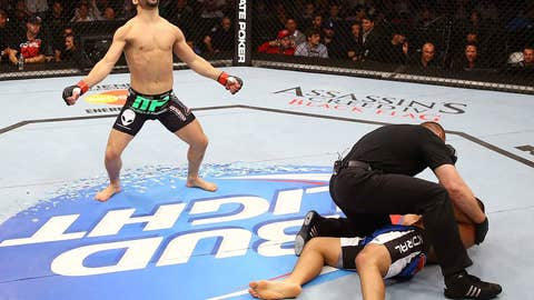 Makdessi's primal scream