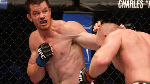 Dollaway with a left hook
