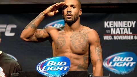 Bobby Green salutes you