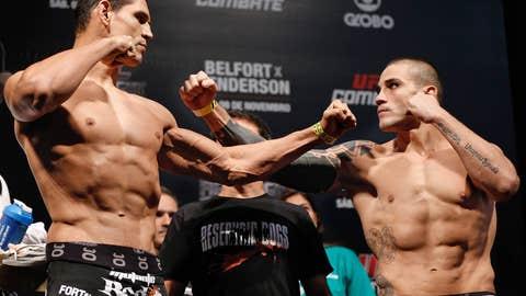 Cezar 'Mutante' Ferreira and Daniel Sarafian