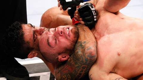 Tavares locking in the choke