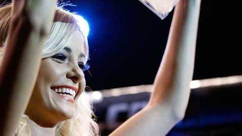 Blond Brazilian hotness