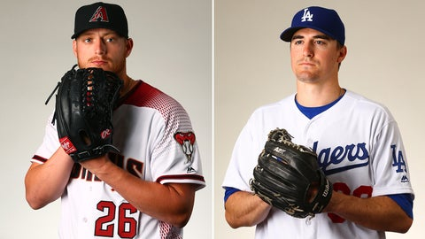 D-backs at Dodgers, 6:30 p.m., FOX Sports Arizona