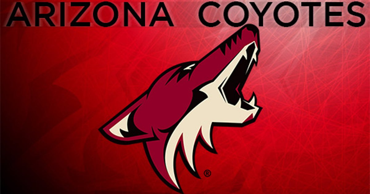 Arizona Coyotes 2017 18 Schedule Fox Sports