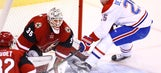 Coyotes look to continue recent success vs. Montreal