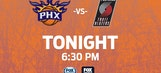 Suns looking for win, not excuses, as they tangle with Blazers