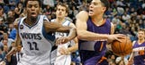 Suns look to get back in win column vs. also-struggling Timberwolves