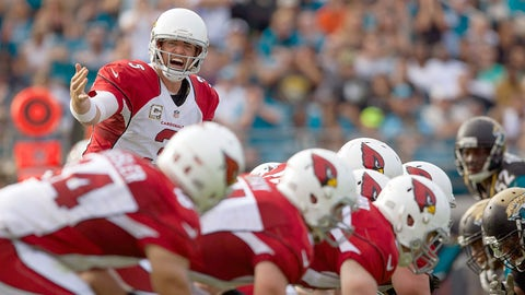 Cardinals (-6) over RAMS (Over/under: 40.5)