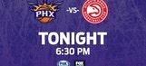 Suns' prolific backcourt looking for scoring help vs. Hawks