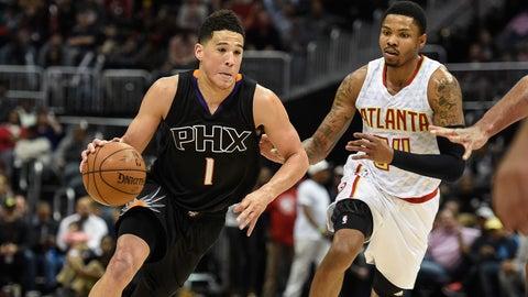 Phoenix Suns: SG Devin Booker