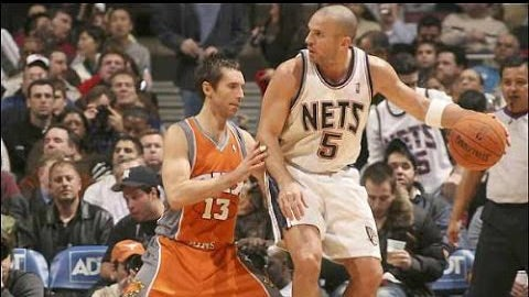 Steve Nash, Jason Kidd among 13 finalists for Basketball Hall of Fame