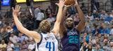 Hornets center Al Jefferson suspended five games