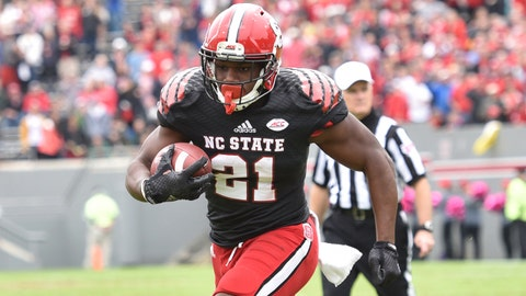 4. ACC Atlantic: NC State (6-6, 3-5 ACC)