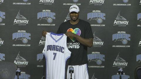 24. Orlando Magic
