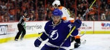 Andrei Vasilevskiy posts 2nd straight shutout, Lightning roll past Flyers