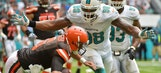 Dolphins DE Jason Jones suspended 2 games without pay