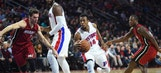 Heat can't keep up with Pistons in big road loss